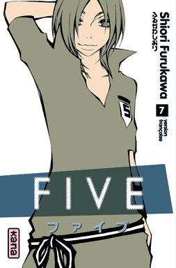 couverture, jaquette Five 7  (kana)