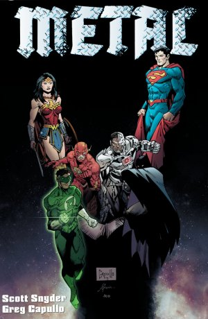 Dark Nights - Metal # 1 Issues (2017 - 2018)