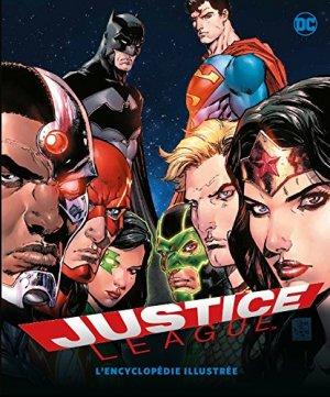Justice League, l'Encyclopédie Illustrée édition Hardcover (cartonnée)
