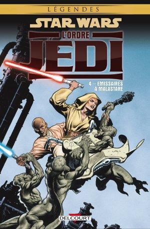 Star Wars - L'Ordre Jedi T.4