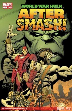 World War Hulk - Aftersmash # 1 Issue (2007)