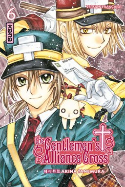 couverture, jaquette The Gentlemen's Alliance Cross 6  (kana)