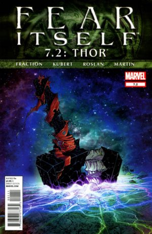 Fear Itself - Thor édition Issue (2011)