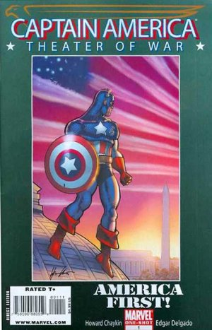 Captain America Theater Of War - America First! édition Issue (2009)