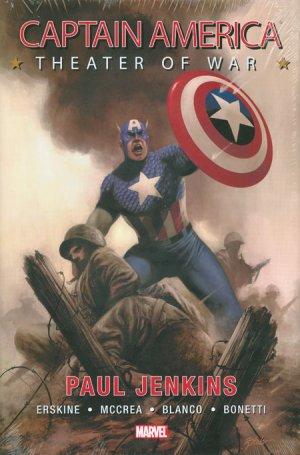 Captain America - Theater of War édition TPB hardcover (cartonnée)