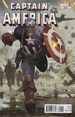 Captain America # 615.1 Issues V1 Suite (2009 - 2011)