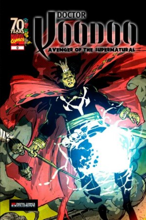 Doctor Voodoo - Avenger of the Supernatural édition Issues (2009 - 2010)