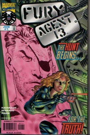 Fury / Agent 13 édition Issues (1998)