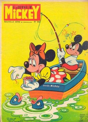 Le journal de Mickey 942