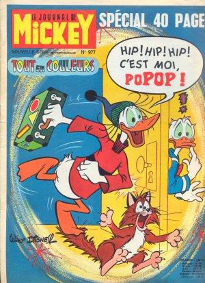 Le journal de Mickey 977