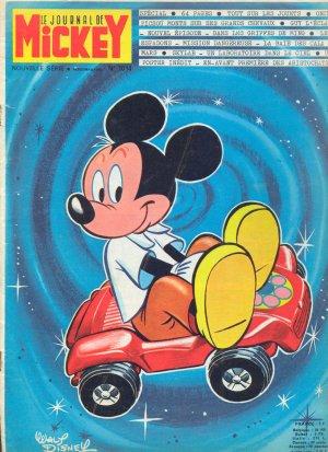 Le journal de Mickey 1014