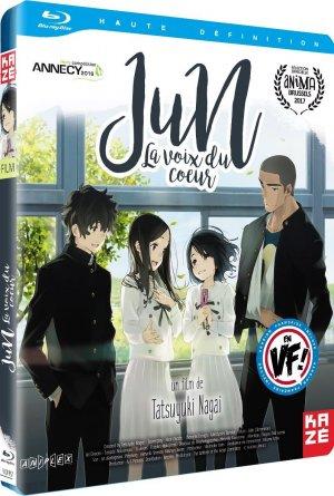 Jun, la voix du cœur édition Blu-ray