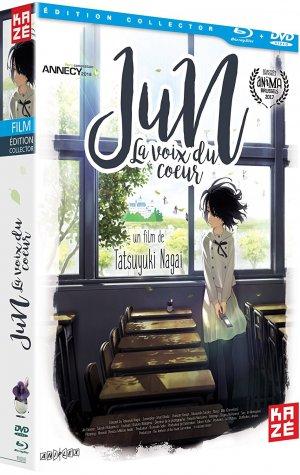 Jun, la voix du cœur édition Collector Blu-ray DVD
