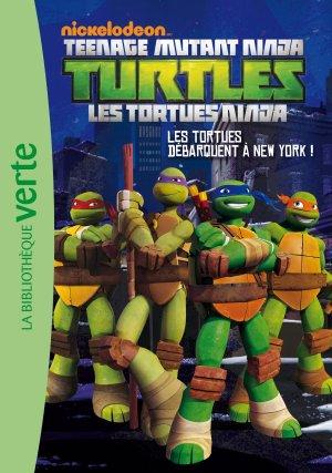Les Tortues Ninja (Bibliothèque Verte) édition Simple