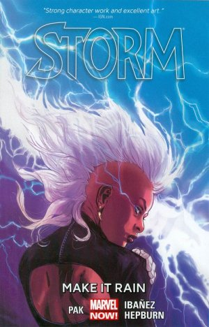 Tornade édition TPB softcover (souple) - Issues V3