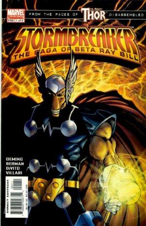 Stormbreaker - The Saga of Beta Ray Bill # 1 Issues (2005)