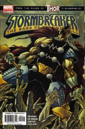 Stormbreaker - The Saga of Beta Ray Bill # 2 Issues (2005)