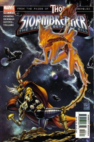 Stormbreaker - The Saga of Beta Ray Bill # 3 Issues (2005)
