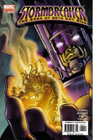 Stormbreaker - The Saga of Beta Ray Bill # 4 Issues (2005)