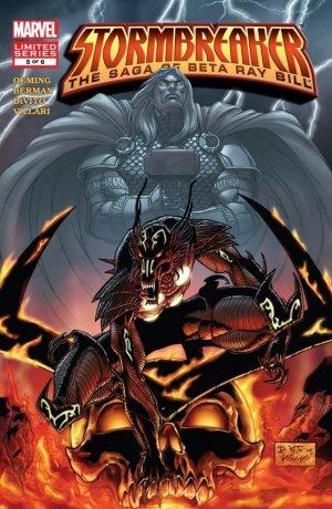 Stormbreaker - The Saga of Beta Ray Bill # 5 Issues (2005)