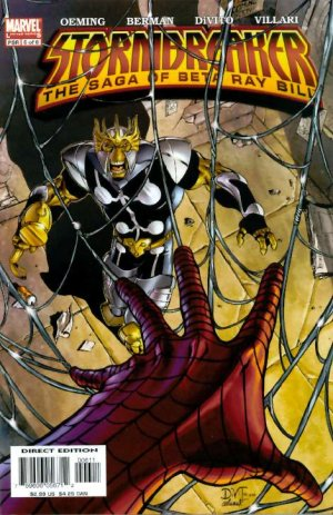 Stormbreaker - The Saga of Beta Ray Bill # 6 Issues (2005)