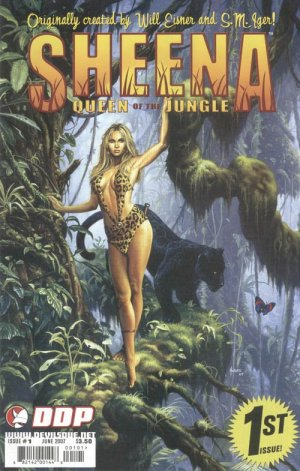 Sheena - Queen of the Jungle édition Issues (2007 - 2008)