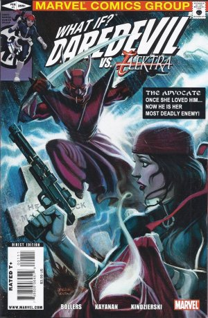 What If? - Daredevil vs. Elektra édition Issues (2010)