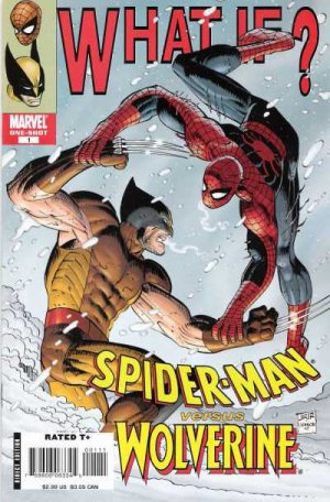 What If? - Spider-Man vs. Wolverine édition Issues (2008)