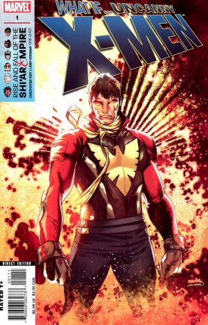 What If? - X-Men - Rise And Fall of the Shi'ar Empire 1 - What If Vulcan Gained the Power of the Phoenix?