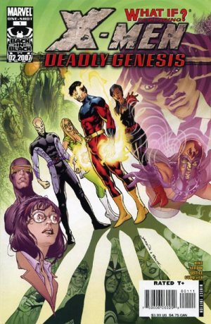 What If? - X-Men - Deadly Genesis # 1 Issues (2007)