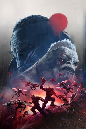 Halo - Rise of Atriox # 3 Issues (2017 - 2018)