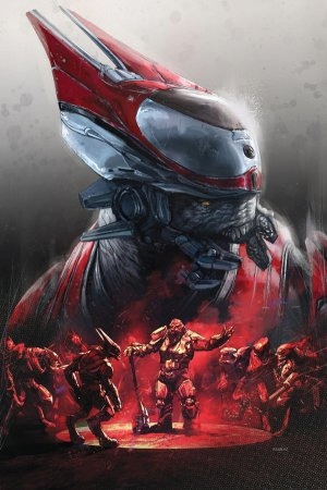 Halo - Rise of Atriox # 4 Issues (2017 - 2018)