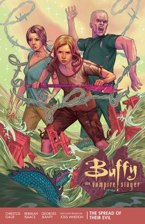 Buffy the Vampire Slayer - Season 11 édition TPB softcover (souple)