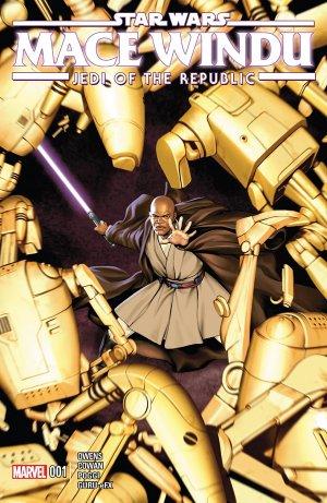 Star Wars - Jedi of the Republic - Mace Windu édition Issues (2017)