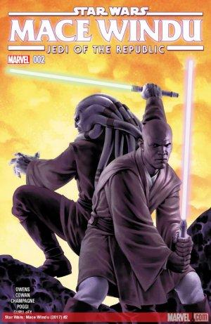 Star Wars - Jedi of the Republic - Mace Windu # 2 Issues (2017)