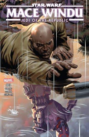 Star Wars - Jedi of the Republic - Mace Windu # 3 Issues (2017)