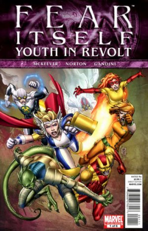 Fear Itself - Youth In Revolt édition Issues (2011)