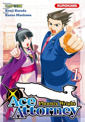 Ace Attorney Phoenix Wright édition Simple
