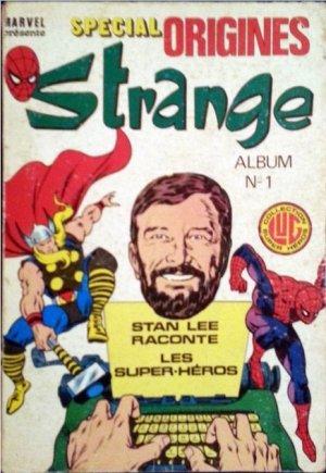 Strange Special Origines édition Reliure éditeur (1982 - 1984)