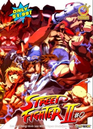 Street Fighter II édition Issues (2005 - 2006)