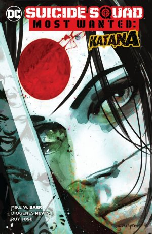 Suicide Squad Most Wanted - Katana édition TPB softcover (souple)