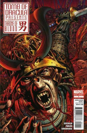 Tomb Of Dracula Presents - Throne Of Blood édition Issue (2011)