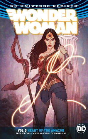 Wonder Woman: Steve Trevor Special # 5 TPB softcover (souple) - Issues V5 - Rebirth