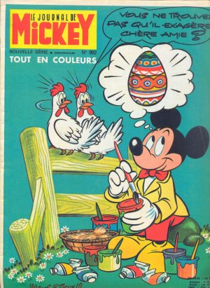 Le journal de Mickey 982