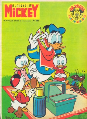 Le journal de Mickey 988