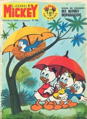 Le journal de Mickey 990