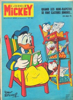 Le journal de Mickey 941