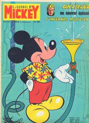 Le journal de Mickey 991