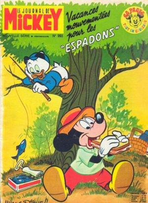 Le journal de Mickey 993