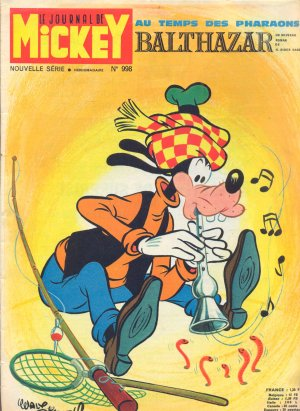 Le journal de Mickey 998